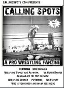 CallingSpots Fanzine Issue 3