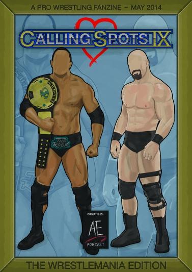 wrestling fanzine
